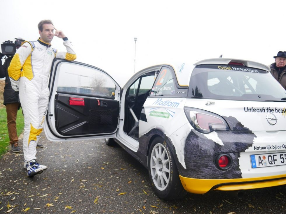 Opel Adam Rally